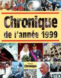 Histoiresdenlire.be Chronique de l'année 1999 Image