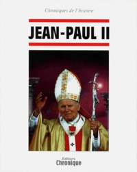 Jacques Legrand et  Collectif - Jean-Paul II.