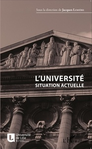 Jacques Lemière - L'université - Situation actuelle.