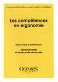 Jacques Leplat et Maurice de Montmollin - Les compétences en ergonomie.