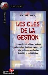 Jacques Leroy - Secrétaires et assistantes - Les clés de la gestion.