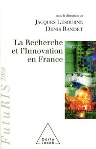 Jacques Lesourne et Denis Randet - La Recherche et l'Innovation en France - FutuRIS 2008.