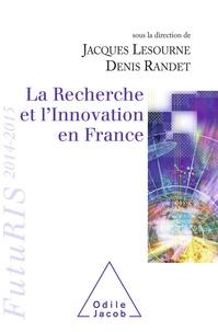 Jacques Lesourne et Denis Randet - La recherche et l'innovation en France - FutuRIS 2014-2015.