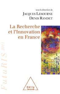 Jacques Lesourne et Denis Randet - La Recherche et l'Innovation en France - FutuRIS 2011.