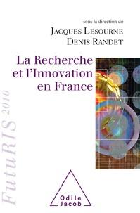 Jacques Lesourne et Denis Randet - La Recherche et l'Innovation en France.