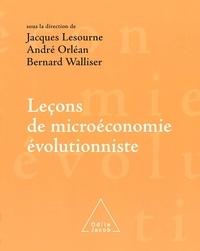 Jacques Lesourne et André Orléan - .