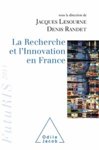Jacques Lesourne et Denis Randet - Recherche et l'Innovation en France (La) - FutuRIS 2013.
