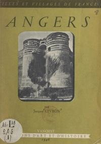 Jacques Levron et Pierre-Marie Auzas - Angers - Maine-et-Loire.