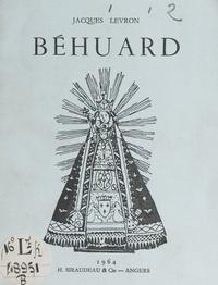 Jacques Levron - Béhuard.