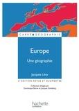 Jacques Lévy - Europe, une géographie.
