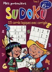 Mes premiers Sudoku - Tome 2, 115 Carrés logiques avec corrigés.pdf