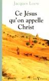 Jacques Loew - Ce Jésus qu'on appelle Christ - Retraite au Vatican (1970).