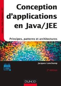 Jacques Lonchamp - Conception d'applications en Java/JEE.