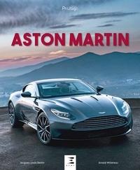 Jacques-Louis Bertin et Arnald Millereau - Aston Martin.