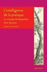 Jacques-Louis Lantoine - L'intelligence de la pratique - Le concept de disposition chez Spinoza.
