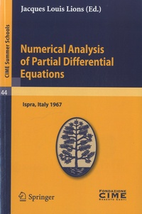 Jacques-Louis Lions - Numerical Analysis of Partial Differential Equations.