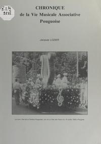 Jacques Lozier et Bernard Bardin - Chronique de la vie musicale associative pouguoise.