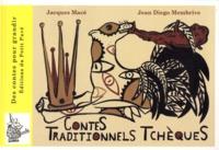 Jacques Macé - Contes traditionnels Tchèques.
