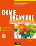 Jacques Maddaluno - Chimie organique - Tout le cours en fiches.