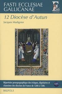 Jacques Madignier - Diocèse d'Autun.