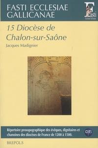 Jacques Madignier - Diocèse de Chalon-sur-Saône.