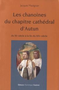 Deedr.fr Les chanoines du chapitre cathédral d'Autun du XIe siècle à la fin du XIVe siècle Image