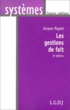 Jacques Magnet - .