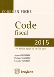 Jacques Malherbe et Philippe Malherbe - Code fiscal.