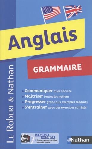 Anglais Grammaire Grand Format