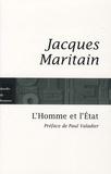 Jacques Maritain - L'Homme et l'Etat.