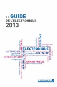 Jacques Marouani - Le guide de l'électronique.