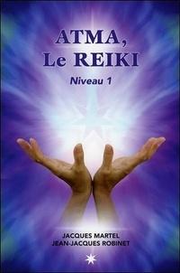 Deedr.fr Atma, le Reïki - Niveau 1 Image
