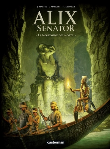 Alix senator Tome 6 La montagne des morts