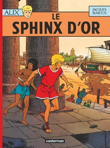 Alix Tome 2 Le Sphinx d'or