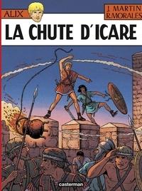 Jacques Martin et Rafael Moralès - Alix Tome 22 : La chute d'Icare.
