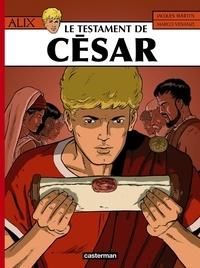 Jacques Martin et Marco Venanzi - Alix Tome 29 : Le testament de César.