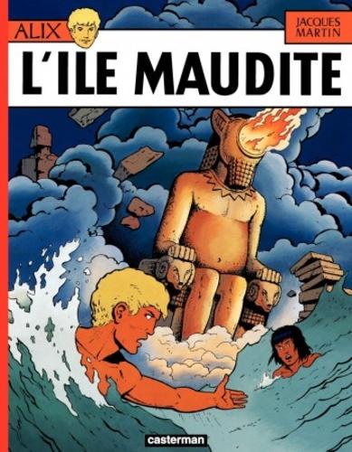 Alix Tome 3 L'île Maudite