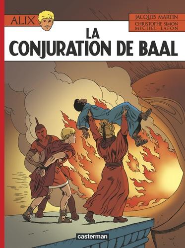 Alix Tome 30 La conjuration de Baal