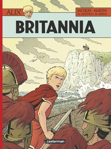 Alix Tome 33 Britannia