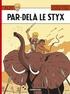Jacques Martin et Mathieu Bréda - Alix Tome 34 : Par-delà le Styx.