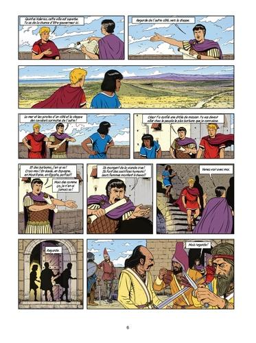Alix Tome 39 Le Dieu sans nom