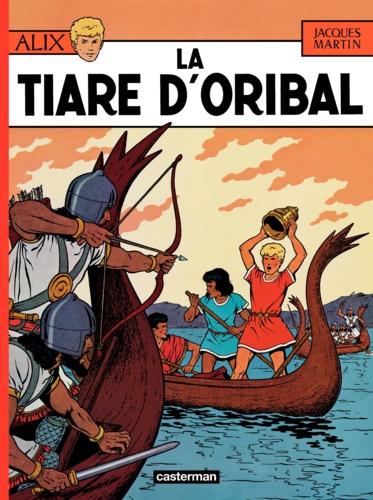 Alix Tome 4 La tiare d'Oribal