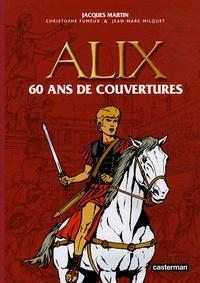 Jacques Martin - Alix - 60 Ans de couvertures.