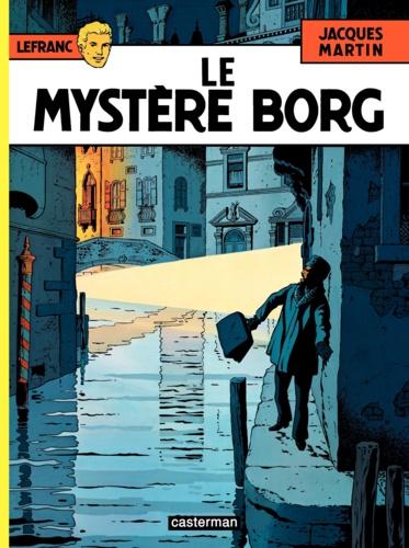 Lefranc  Le Mystère Borg