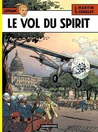 Jacques Martin et Gilles Chaillet - Lefranc Tome 13 : Le vol du Spirit.