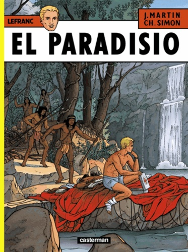 Lefranc Tome 15 El Paradisio