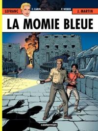 Jacques Martin et Francis Carin - Lefranc Tome 18 : La momie bleue.