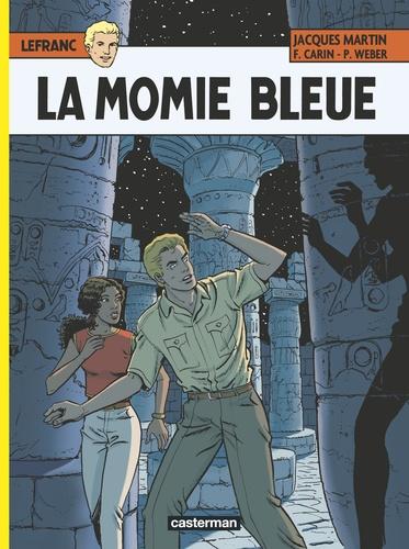 Lefranc Tome 18 La momie bleue