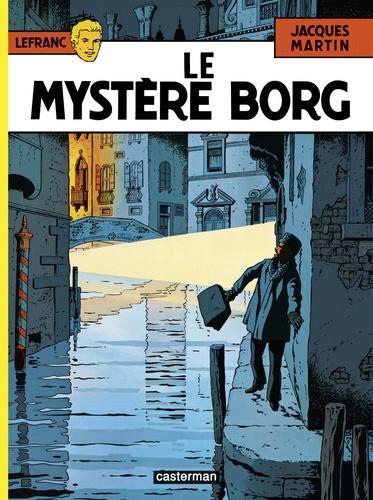 Lefranc Tome 3 Le mystère Borg