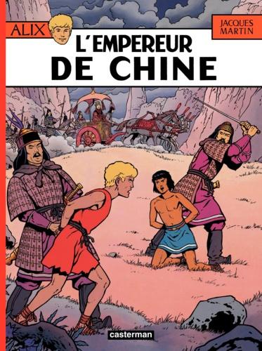 Esprit du Vent Tome 17 L'empereur de Chine